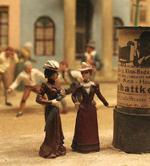 """""""Eine kleine Reise durch die Zeit"""" – die Dioramen der Sammlungen Albrecht (zur Zeit nicht zugänglich)"""